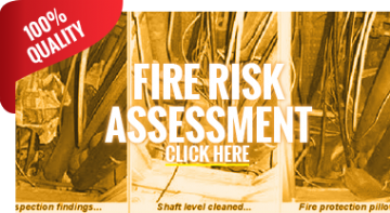 What's In Our Fire Risk Assessment Inspection Report?
